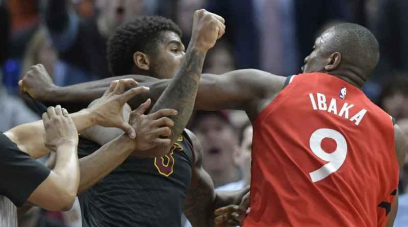 NBA : Serge Ibaka pète un câble et s'en prend violemment à Marquese Chriss (video)