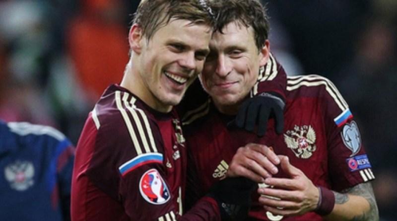 Russie : 18 et 17 mois de prison ferme pour 2 footballeurs internationaux