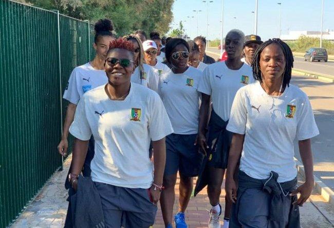 Coupe du Monde Féminine France 2019: Les lionnes indomptables en stage ou  tourisme en Espagne?