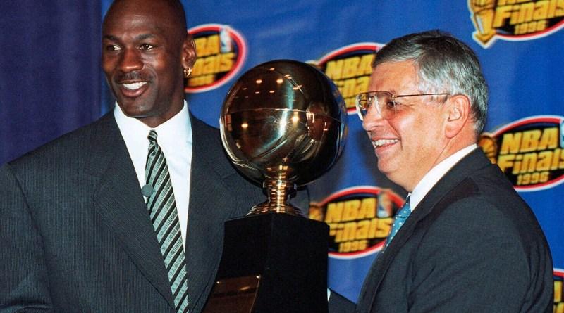 Basket : La NBA à perdu son ancien patron , David stern
