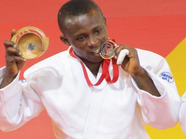 Razak wins Judo bronze