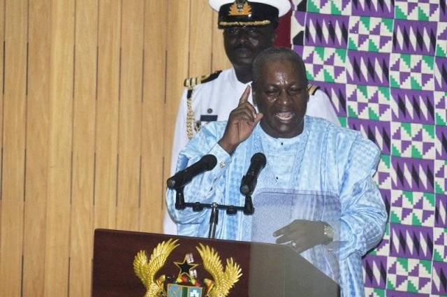 President Mahama says the carting of over $3million on a chartered flight to Brazil to pay appearance fees of national team players is regrettable