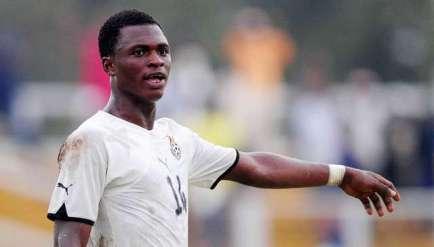 Rashid Sumaila is back at Kotoko on loan from Mamelodi Sundowns