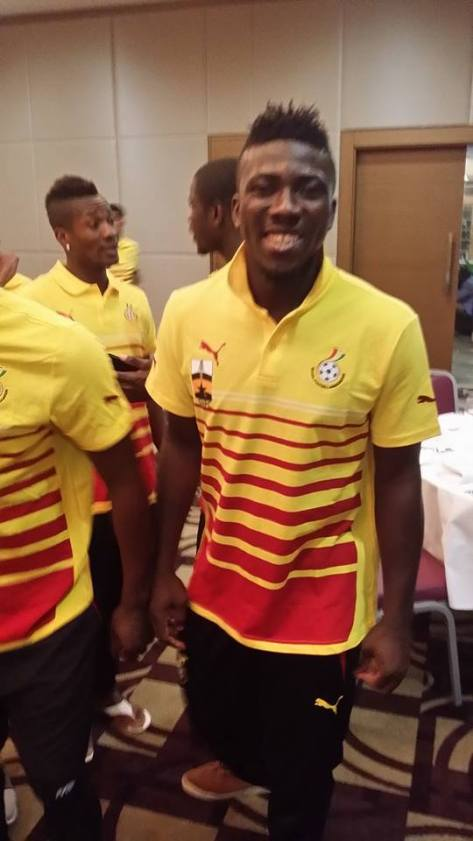 Stephen Adams: The Aduana Stars goalie was Ghana's third choice keeper at the World Cup