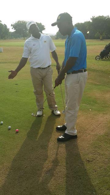 MTN golf clinic