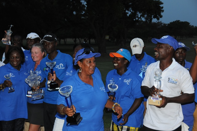 Mona Captan wins Tigo Tema Open again