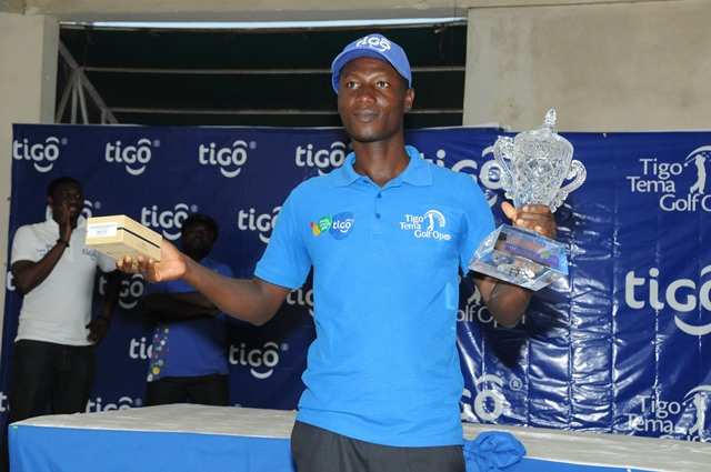 Peter Amenyo is 2014 champ