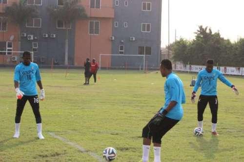 Black Stars goalkeepers