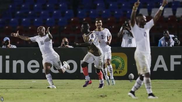 Dede scores Bafana winner