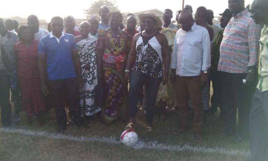 Hon Patricia Appiagyei pitch
