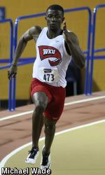 Emmanuel DAsor runn