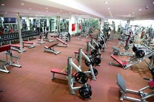 Top 10 Bestest & High cost Gyms around the world