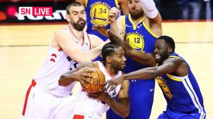 NBA Schedule & NBA Final Game Result 2019