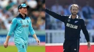 England vs NewZealand 2019 World Cup