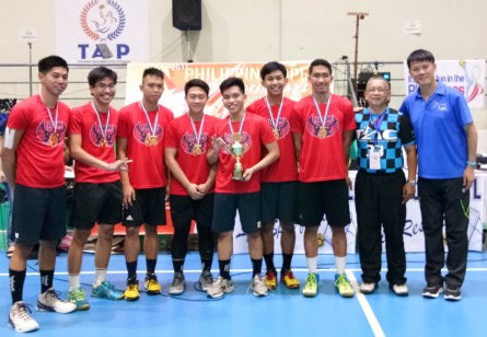 Men's Division 2nd Runner-Up Bacolod Ilahas