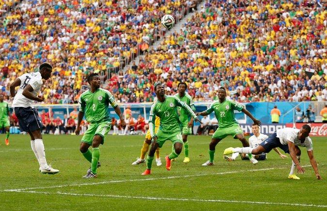 France vs Nigeria
