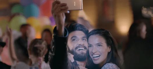 Vivo Smartphone Brand Ambassador endorsement sponsor Ranveer Singh.png