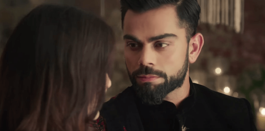 Virat Kohli Brand Ambassador Endorsements Advertising TVCs product promotions brand value list  Manyavar