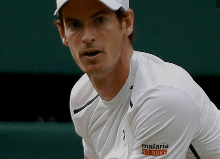 Andy Murray Brand Endorsements Sponsors Partners Ambassador No More Malaria