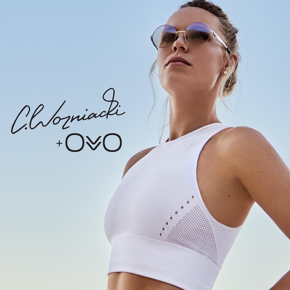 Ovvo Caroline Wozniacki Sponsors Brand Endorsements Partners Brand Ambassador List