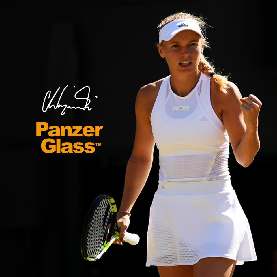 Panzer GlassCaroline Wozniacki Sponsors Brand Endorsements Partners Brand Ambassador List