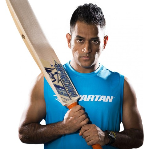 Mahendra Singh Dhoni Brand Ambassador List Brand Endorsements TVCs Advertisements Sponsor Partner Spartan Sports