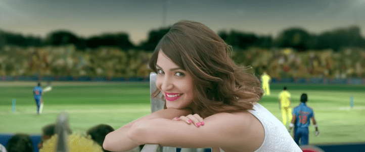 Anushka Sharma Brand Endorsements Brand Ambassador Promotions TVC Advertisements List Pepsi