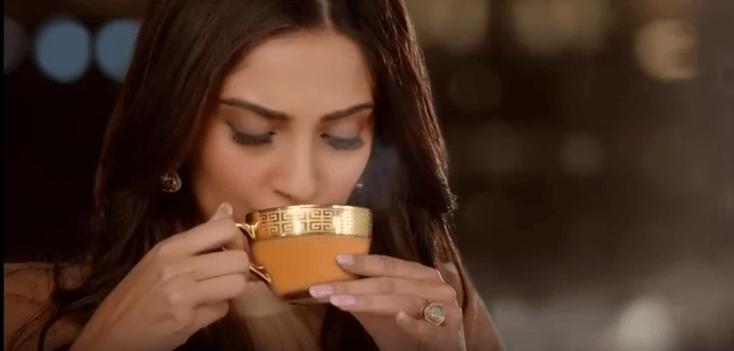 Sonam Kapoor Brand Endorsements Brand Ambassador Advertisements TVCs List Tarang Tea