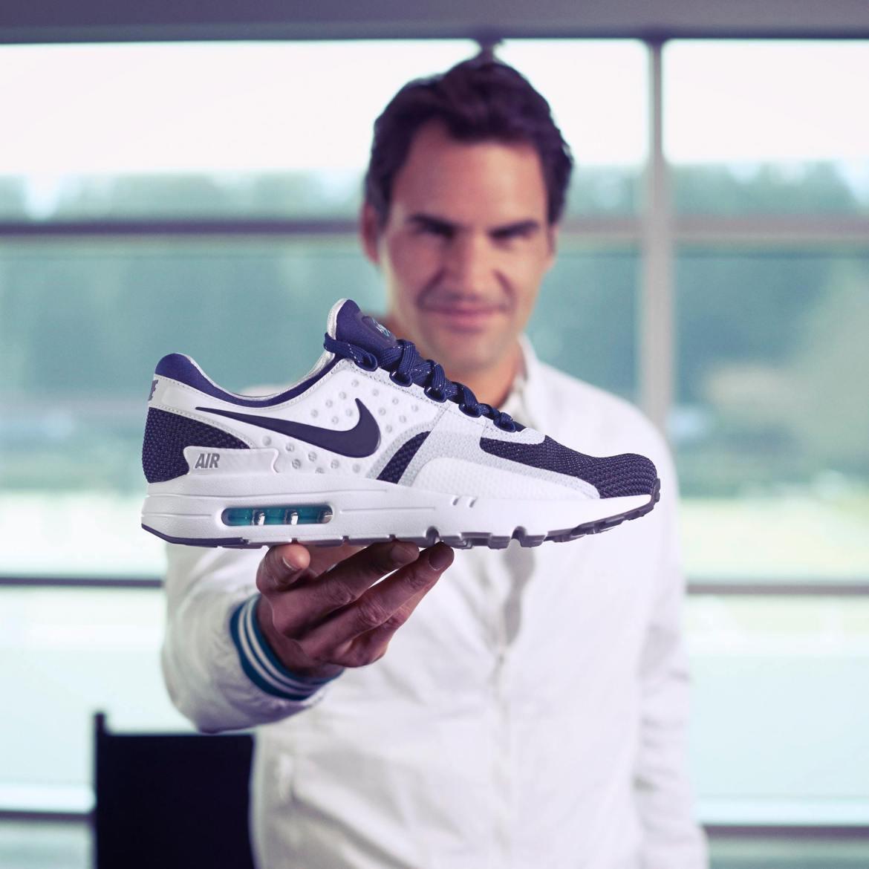 Roger Federer Shoe Brand Nike