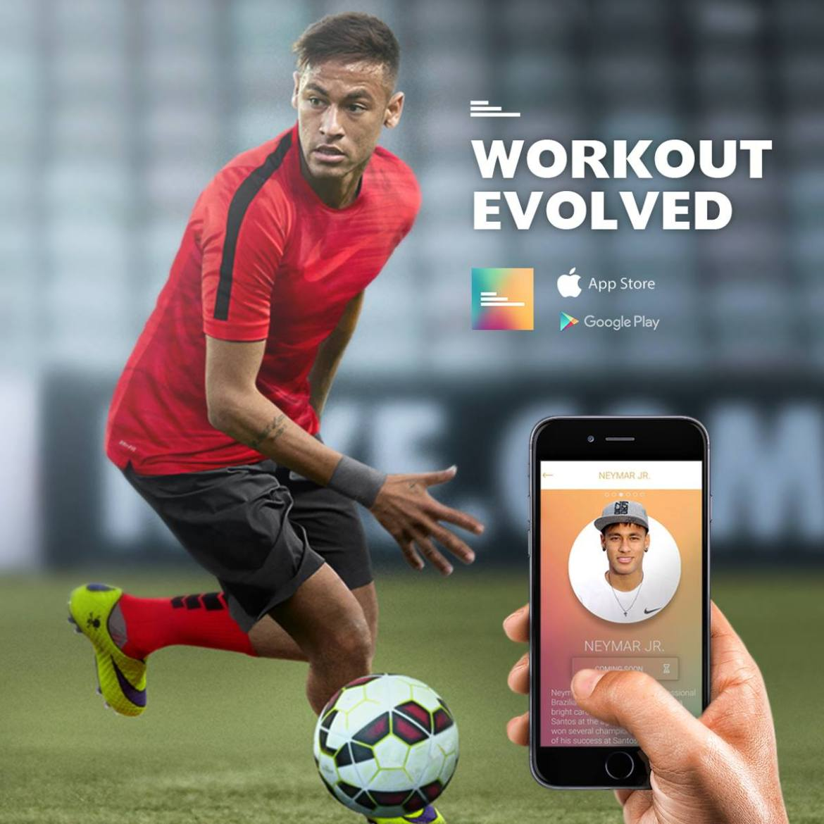 Neymar Jr. Brand Endorsement Deals Promotions Ambassador TVC Advertising Sponsorship Partnership NABUfit