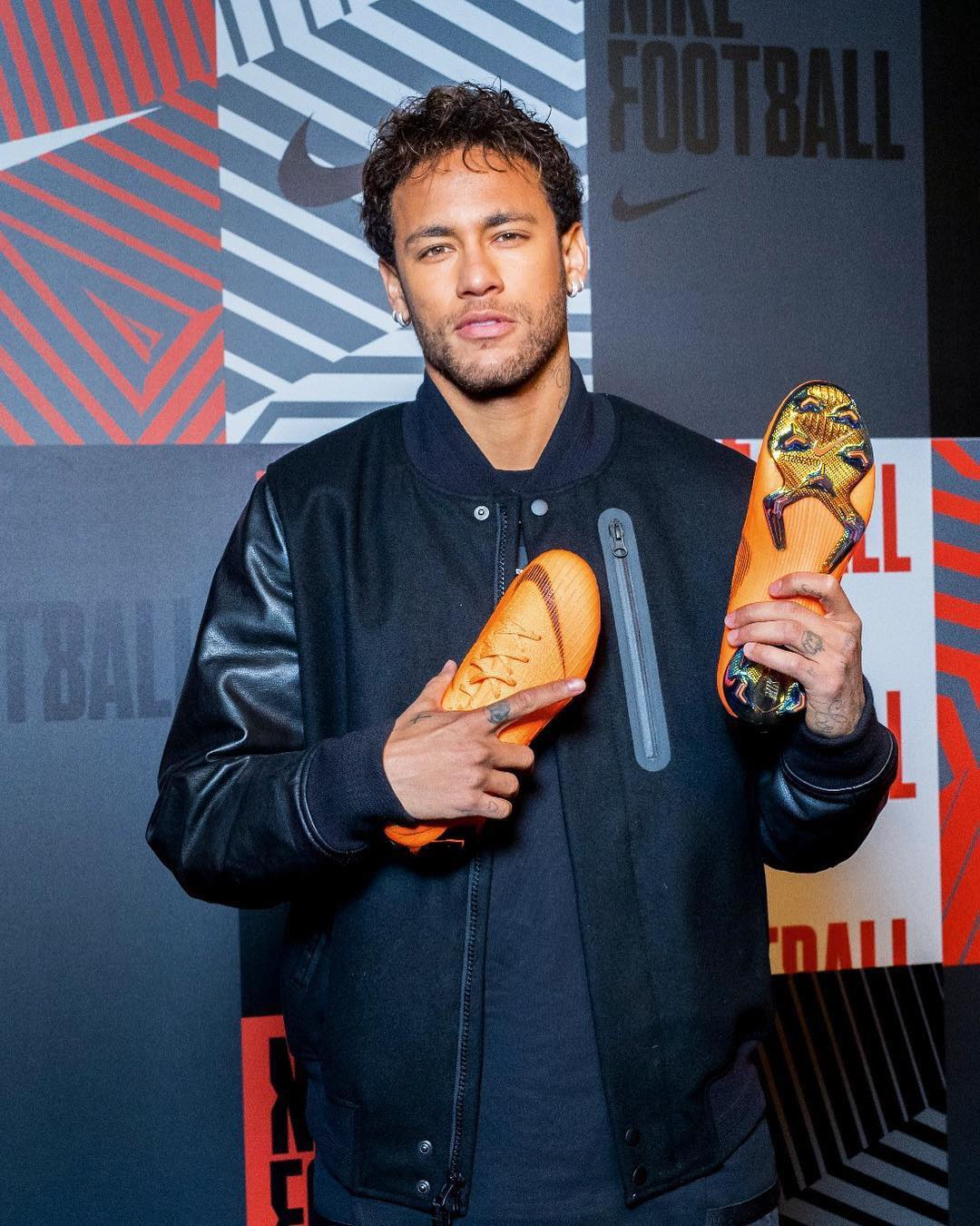 Neymar Jr. Brand Endorsement Deals Promotions Ambassador TVC Advertising Sponsorship Partnership Nike