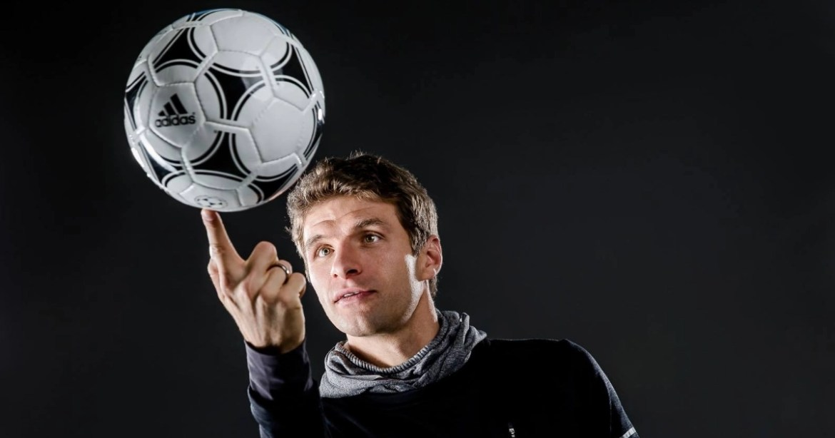 Thomas Muller Brand Endorsements Sponsors Ambassador Partners Advertisements TVC Promotion