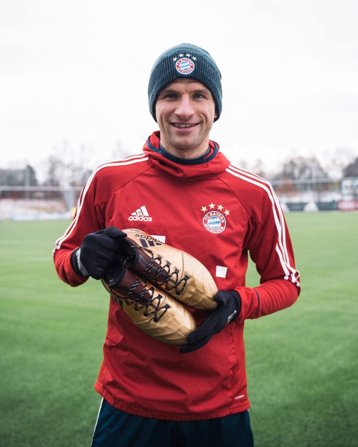 Thomas Muller Brand Endorsements Sponsors Ambassador Partners Advertisements TVC Promotion Adidas