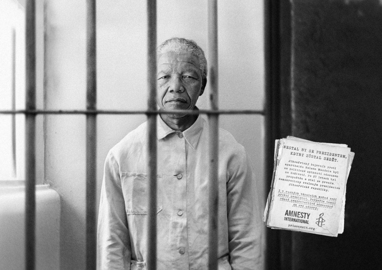 Nelson Mandela Advertisements Social Media Creatives Posts Ideas Ads Amnesty International.jpg