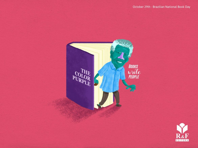 Nelson Mandela Advertisements Social Media Creatives Posts Ideas Ads R&F Editora.jpg