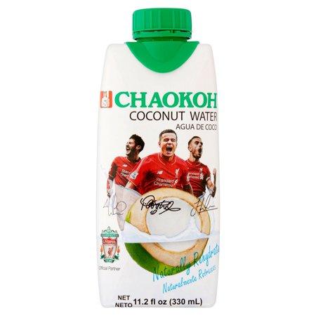 Liverpool Sponsors Partners brand associations advertisements logos ads Chaokoh
