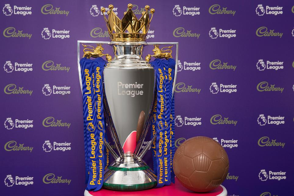 Premier League Partners Sponsors Brands Investors Logo Advertising Marketing EA Sports Stadium Advertising Marketing Cadbury