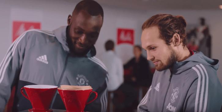 Manchester United Sponsor Partner Man Utd Red Devils Sponsorships Partnerships Brands Melitta