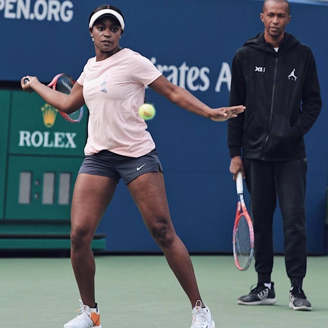 US Open Tennis Grand Slam Sponsors Partners Advertisements Logos Suppliers Rolex Watch