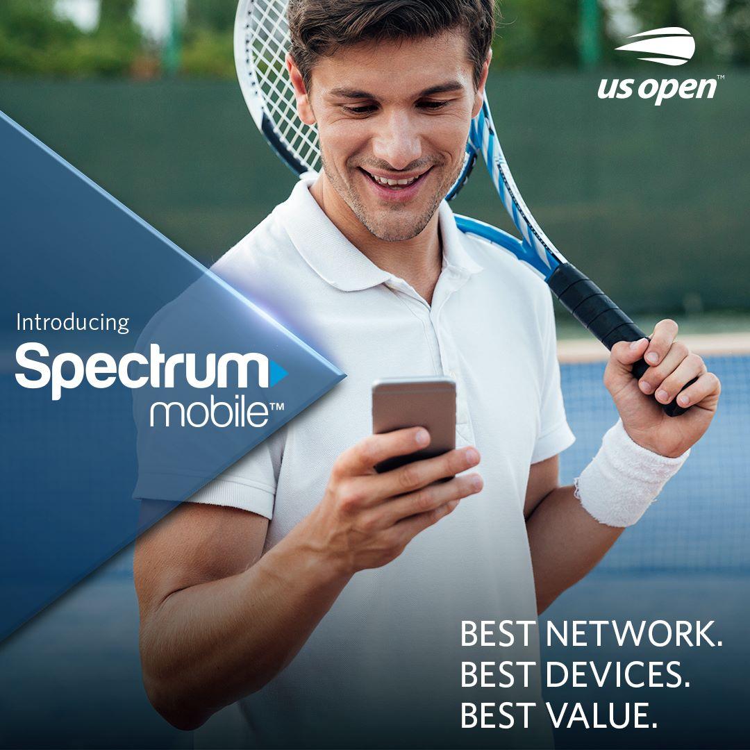 US Open Tennis Grand Slam Sponsors Partners Advertisements Logos Suppliers Spectrum.jpg