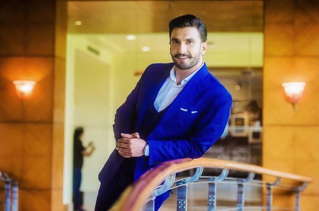 Ranveer Singh Brand Ambassador Kansai Paint Nerolac