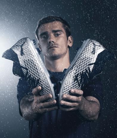 Antoine Griezmann Sponsors Brand Endorsements Brand Ambassador Personal Sponsorship deals list french footballer Puma