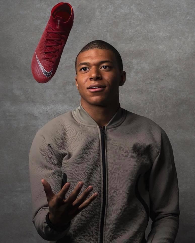 Kylian Mbappe Brand Ambassador Sponsor Brand Endorsements List Partners France Footballer Brands Nike