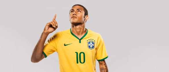 Neymar Junior Jr Brand Ambassador Partners Endorsements Lists Advertising associations sponsorships social media promotions TVC advertisements sponsors N&N Consultaria