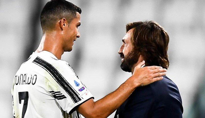 Пирло: Нормално е Роналдо да сака да постигне гол