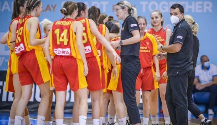 """Јелена Антиќ по ФИБА """"Челенџерот"""": Оваа група девојки ги краси упорност и желба!"""