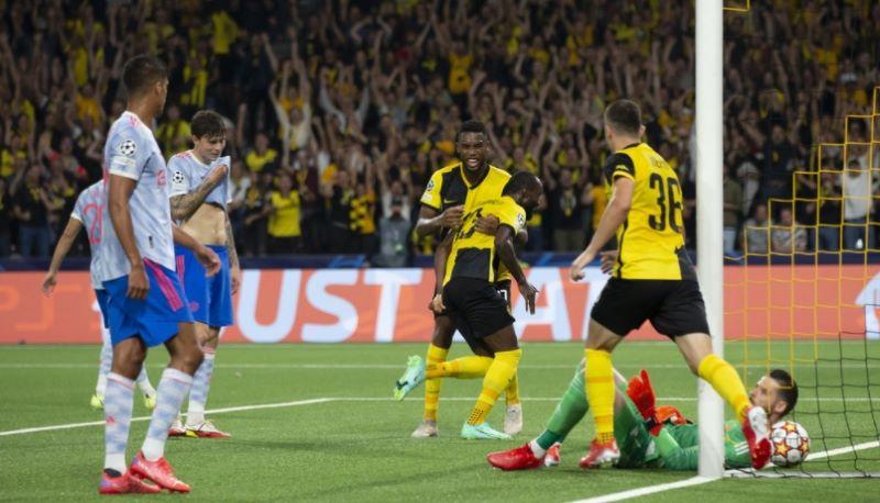 Јунајтед и Роналдо шокирани во Швајцарија🎥
