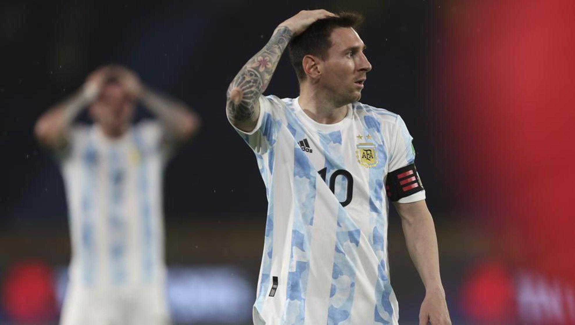 Θα σπάσει φέτος την... κατάρα με την Αργεντινή ο Μέσι;