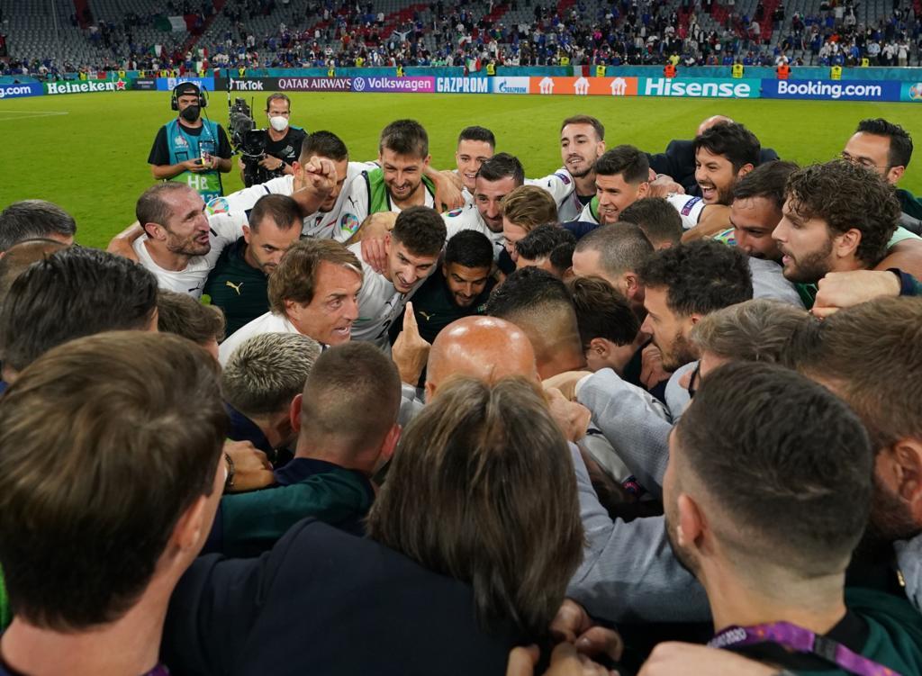Στην Ιταλία όλοι είναι μία γροθιά! Όλοι θα παίξουν για τον Σπινατσόλα από εδώ και πέρα!