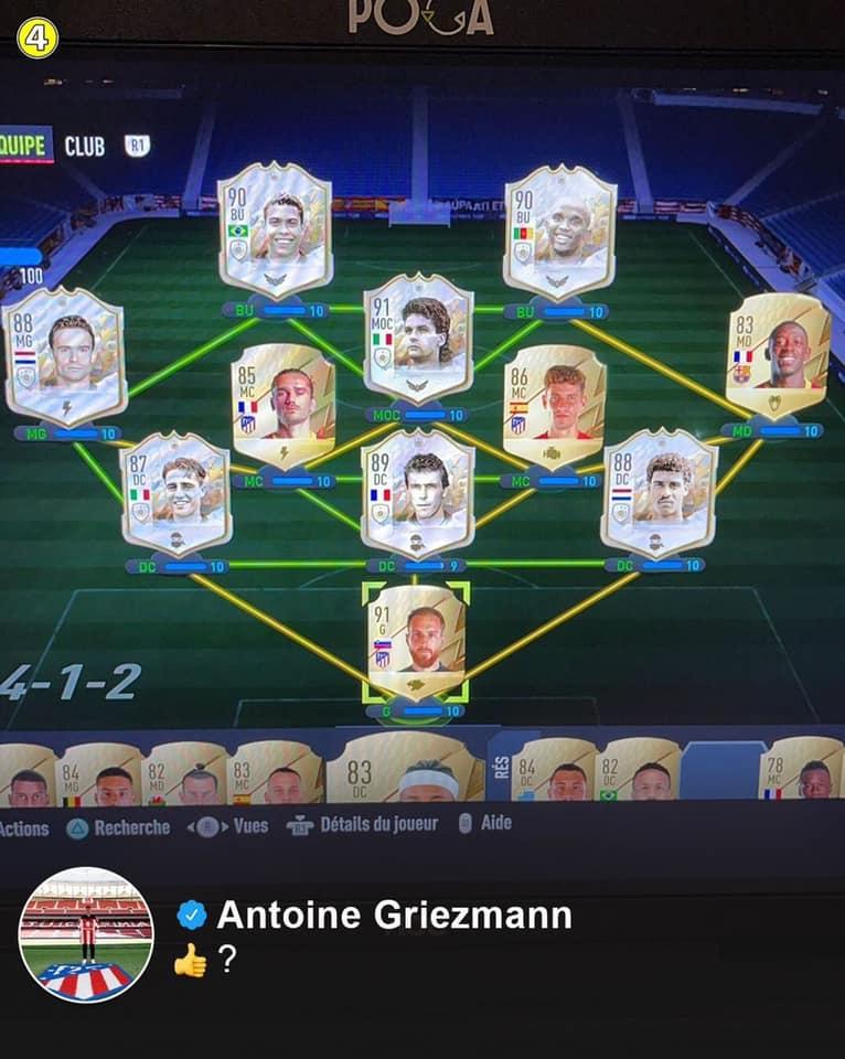 «Αρρωστάκι» με το FIFA εδώ και... χρόνια ο Γκριεζμάν!